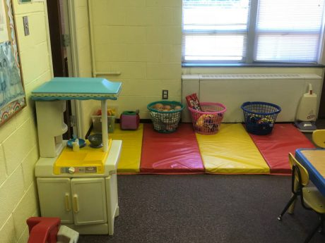 Young toddler Room – 1