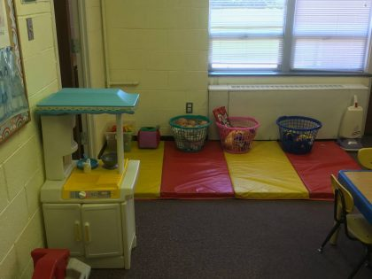 Young toddler Room – 2