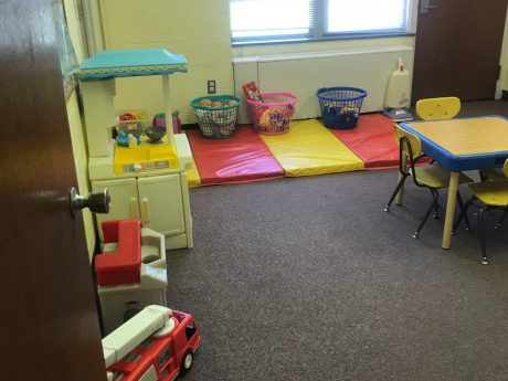 Young toddler Room – 3