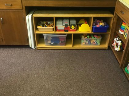 Young toddler Room – 5