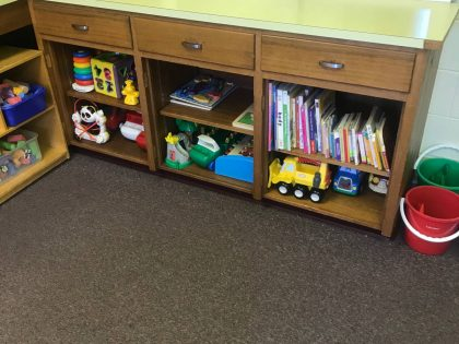 Young toddler Room – 6